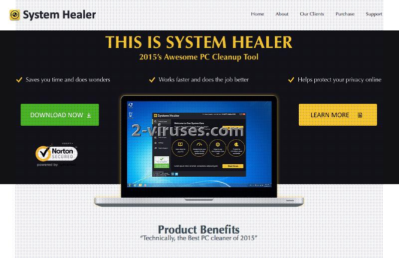 System Healer