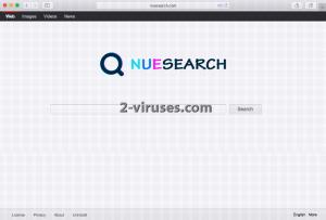 Nuesearch.com 바이러스