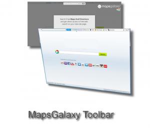 MapsGalaxy 툴바